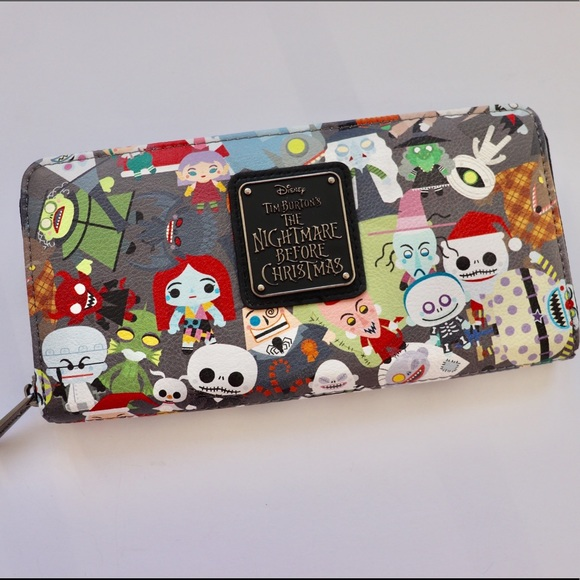 34eff6a5e6b The Nightmare Before Christmas Wallet